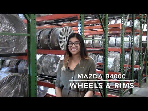 Factory Original Mazda B4000 Wheels & Mazda B4000 Rims – OriginalWheels.com