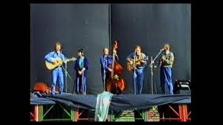 Video Blíženci Jihlava - Dopis v písku (Live 1991)