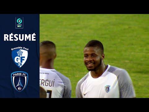 Grenoble Foot 38 0-4 FC Paris