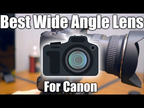 Best Wide Angle Lens of Canon (Tokina 11-20mm Lens Review)