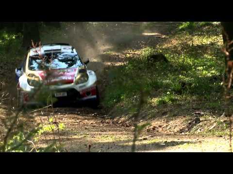 Video der Veranstaltung Rallye Waldviertel