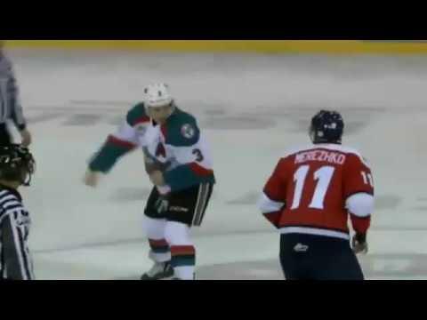 Igor Merezhko vs. Riley Stadel