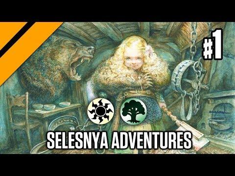 Bo3 Top Meta Decks - Selesnya Adventures P1