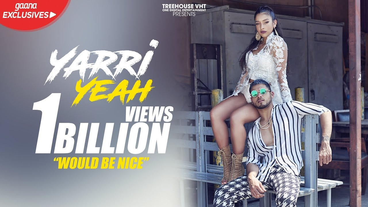 Yarri Yeah - Mickey Singh ft. Nani (Anjali) Lyrics