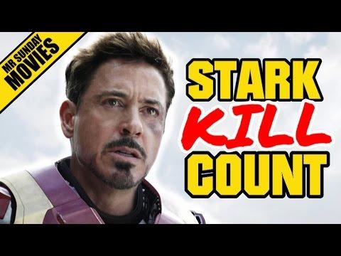 鋼鐵人在電影中殺了多少人/機器人?