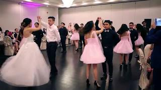 Can I Have This Dance - HSM 3 | #Carminas18th (Debut) | Cotillion | Waltz Dance | Kholo.pk