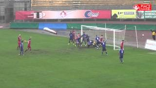 preview picture of video 'Piacenza Calcio 1919 - Scandicci : 3 - 1'