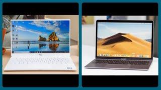 dell xps 13 2019 vs macbook air 2018 - Thủ thuật máy tính