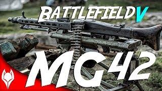 Battlefield 5 - MG42 - Teoria Di Funzionamento - HTC VIVE Live Commentary Gameplay ITA - Video Youtube