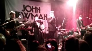 John Newman - Gold Dust (Live in San Francisco)