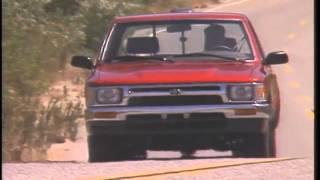 Toyota 4x2 Xtra Cab Compact Pickup 1994
