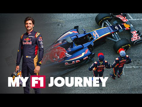 Image: Carlos Sainz celebrates 100 races: Watch his journey to Formula 1