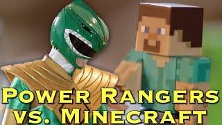 Power Rangers vs. Minecraft [FAN FILM]
