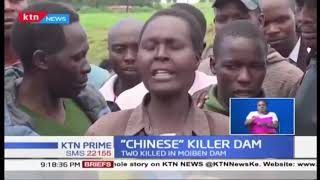 Two killed in 'Chinese' Moiben dam