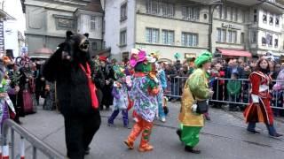 スイス発 ベルンのファスナハトパレード始まりました!1【スイス情報.com】