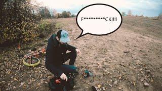 Когда собрал свой первый FPV дрон... фото