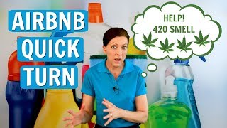 How to Rid an Airbnb of 420 Smell - Quick Turnover