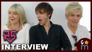 R5 Want Kisses For New Years! Talk Tour, Music & Holidays - Interview
