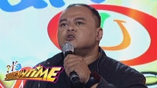 It's Showtime Funny One: Winer Aguilar   One More Chance