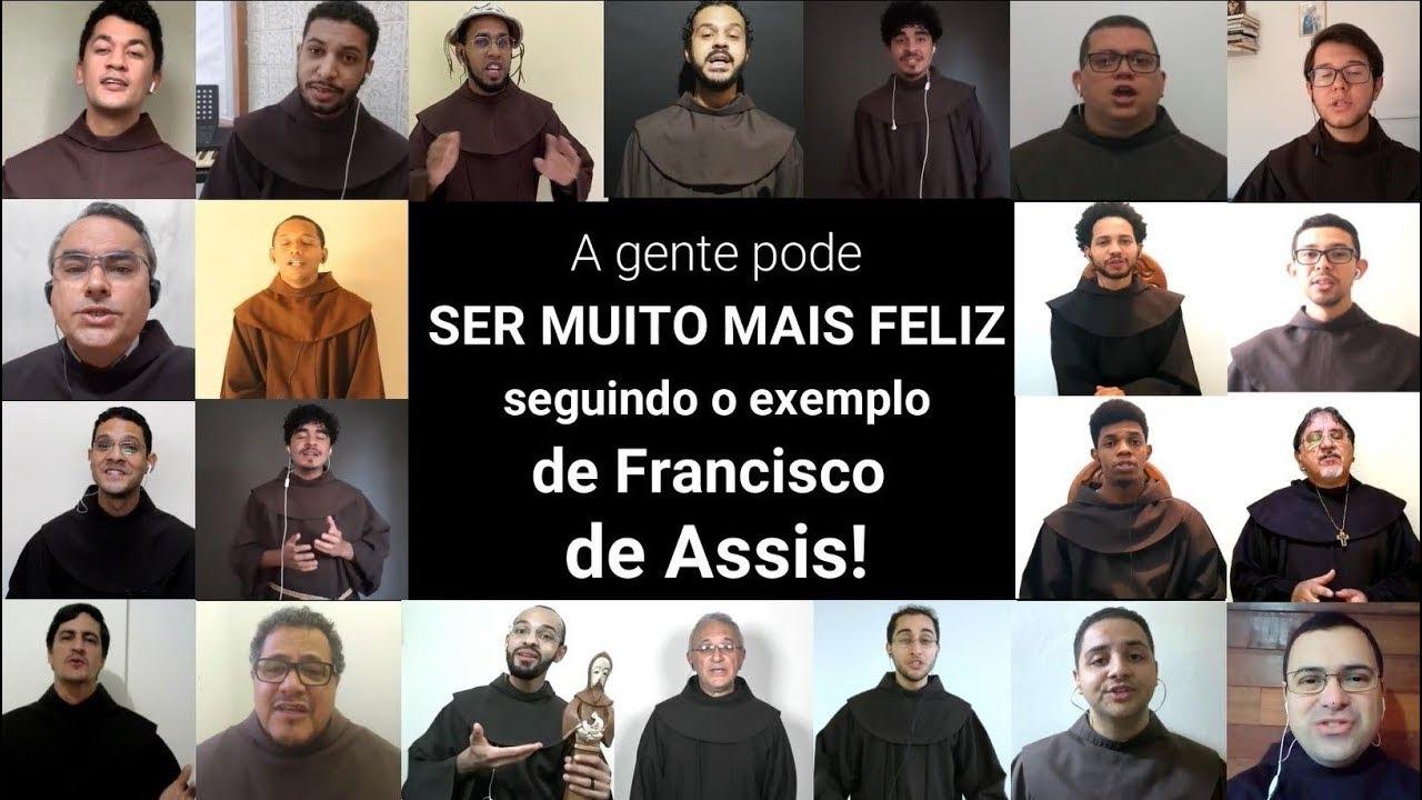 Música Franciscana | A gente pode ser muito mais feliz