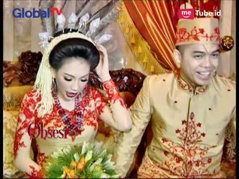 kemewahan acara pernikahan kezia karamoy and kekasihnya exce