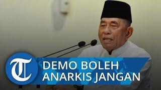 Ryamizard: Warga Negara Indonesia Berhak Berunjuk Rasa karena Sistem Demokrasi