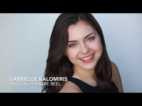 Singing and Performance Reel