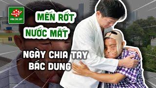 MẾN rớt nước mắt NGÀY CHIA TAY ôm chầm lấy Bác sĩ Tú Dung về quê chờ kết quả