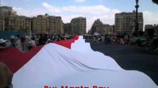 ثورة 25 يناير - حسني دة انت رئيس عصابة