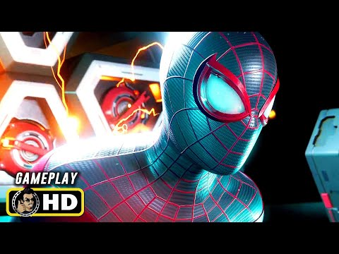 Marvel's SPIDER-MAN: MILES MORALES (2020) PS5 Gameplay Trailer [HD]