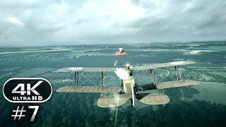 Battlefield 1 4K Gameplay Walkthrough Part 7 - BF1 Campaign 4K 60fps