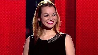 """The Voice of Poland IV - Małgorzata Boć - """"Sway"""" - Przesłuchania w ciemno"""