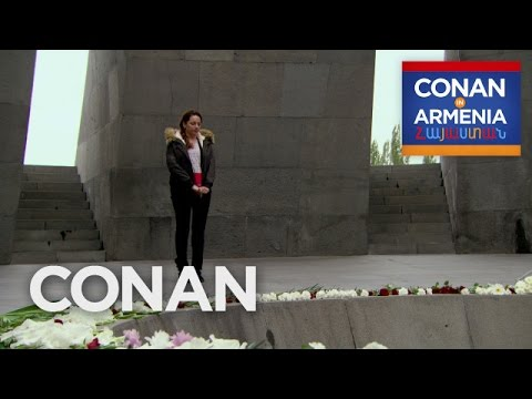 Conan v Arménii #6: Genocida