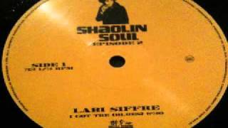 Labi Siffre - i got the blues (HOSTILE RECORDS - SHAOLIN SOUL EPISODE 2 - 1975) 12inch