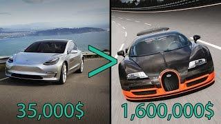 מכונית החלומות יותר זולה ממאזדה 3?!