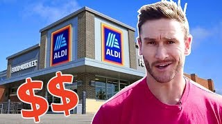 Clean Keto on a Budget - ALDI Grocery Haul