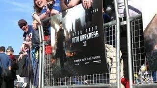 International premiere of Star Trek Into Darkness