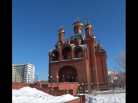 Храм в г березовский