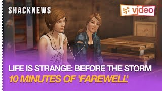 Life is Strange: Before the Storm - 10 minutes of
