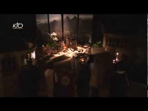 Vêpres et Eucharistie du 04 janvier 2014