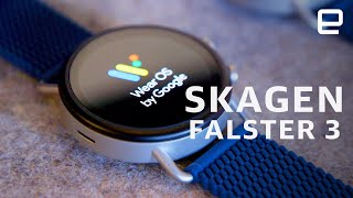 Fossil Skagen Falster 3 hands-on at CES 2020