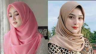 New Hijab Tutorial 2020   Best Hijab Style Tutorial Compilation June 2020   Part#12