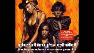 Destiny's Child - Independent Woman 1 (W/Lyrics)