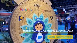 Tour to the Dreamforce National Park!