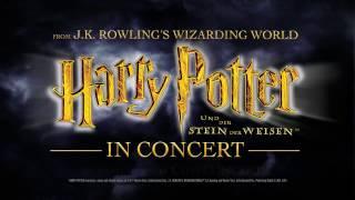 Trailer Harry Potter und der Stein der Weisen in Concert (Dresdner Philharmonie)