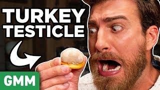 Gross Cracker Taste Test
