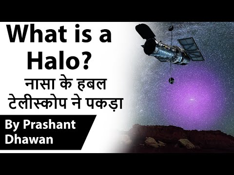 What is a Halo?        Current Affairs 2020 #UPSC #IAS