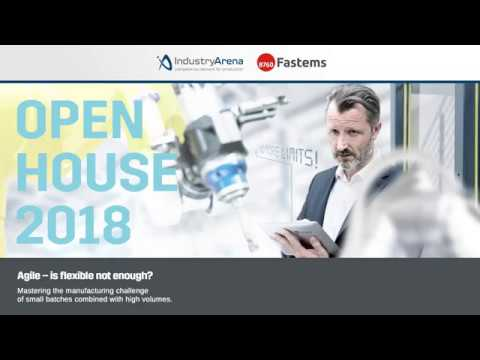 Fastems OPEN HOUSE 2018: Be there!