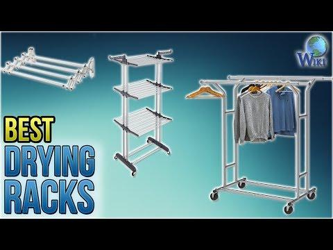 10 Best Drying Racks 2018