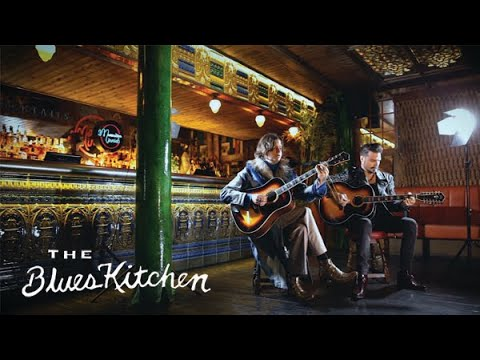 The Blues Kitchen Presents: Rival Sons 'Wild Horses' [Rolling Stones Cover] - Blues Kitchen TV
